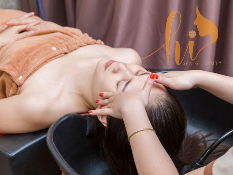 Massage mặt đem lại cảm giác sảng khoái và thư giãn