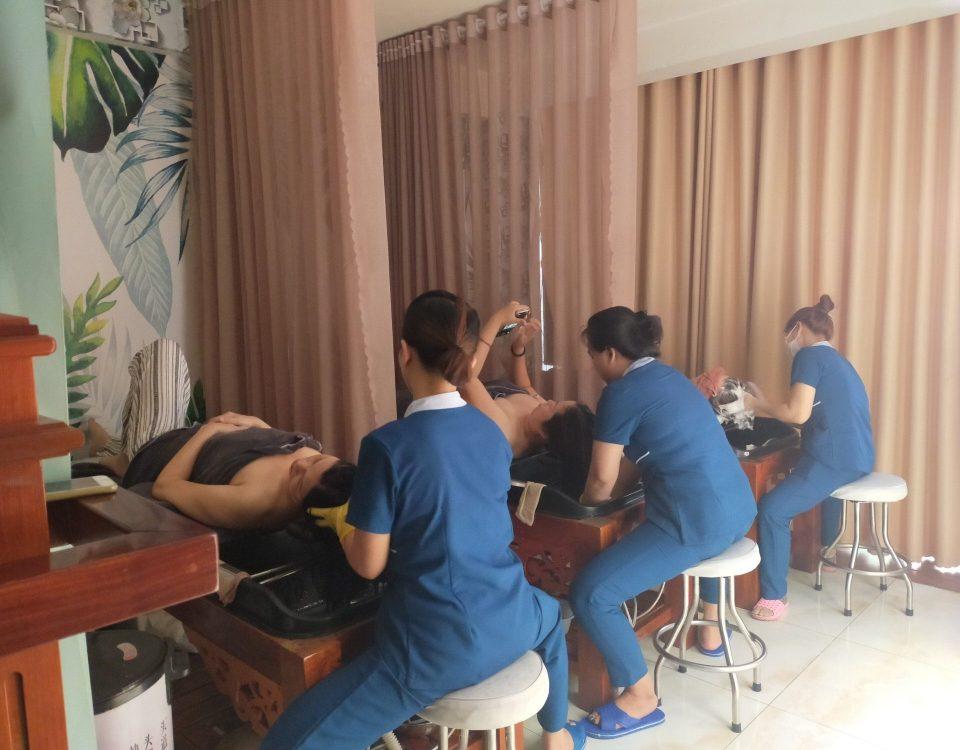 Kỹ thuật massage, ấn huyệt chuẩn xác