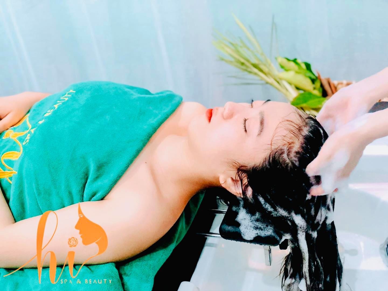 Gội đầu dưỡng sinh giúp tăng cường quá trình lưu thông máu trong cơ thể