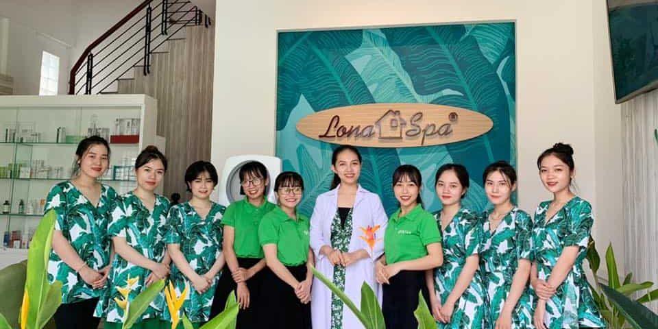 Lona Home spa – địa chỉ gội đầu dưỡng sinh Cần Thơ chất lượng