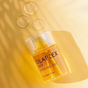 Chỉ với 1 giọt tinh dầu olaplex N7 mang lại hiệu quả cực kỳ hài lòng